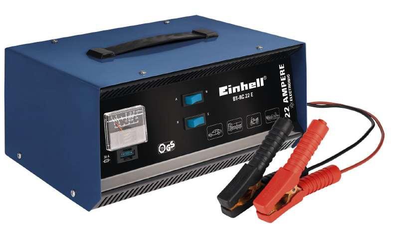 Einhell Blue BT-BC 22 E Batterie-Ladegerät